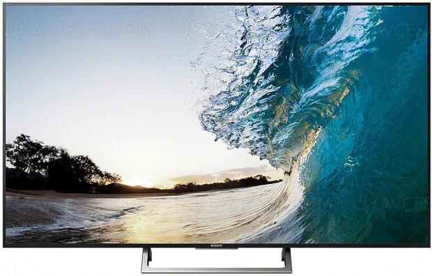 Black Friday, TV LED Ultra HD Sony KD‑55XE8596 à 999,99 €, soit ‑23% ou 300 € d'économie