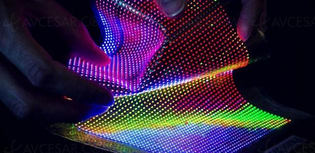 TV micro-LED Samsung 150'' (381 cm) dévoilé au CES Las Vegas 2018