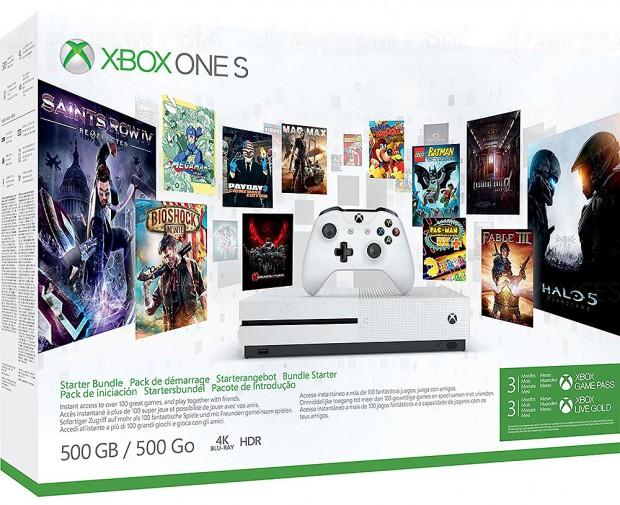 Cyber Monday, 9 offres Xbox One S exceptionnelles, jusqu'à 36% d'économie
