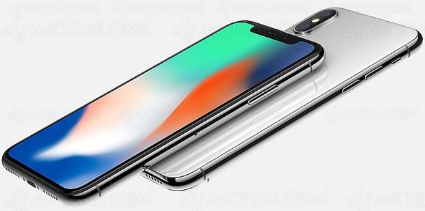 Moins de retard que prévu pour l'iPhone X