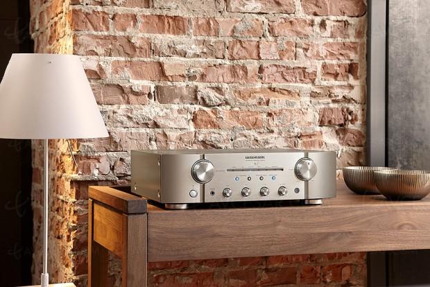 Amplificateur stéréo Marantz PM8006 avec nouveau pré‑amplificateur Phono