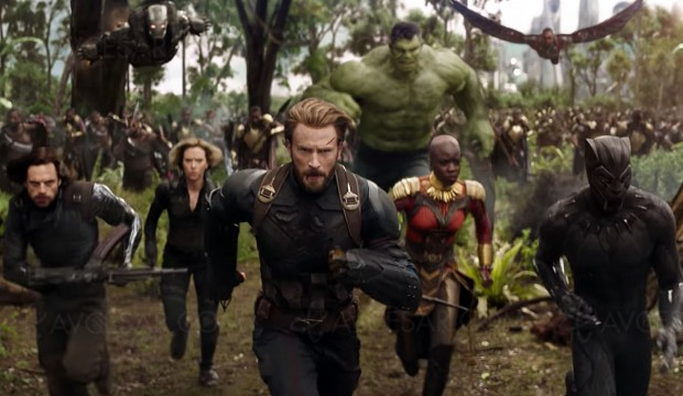 Avengers : Infinity War, première bande-annonce !