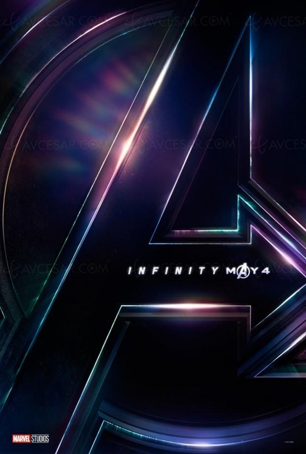 Avengers : Infinity War, première bande‑annonce !