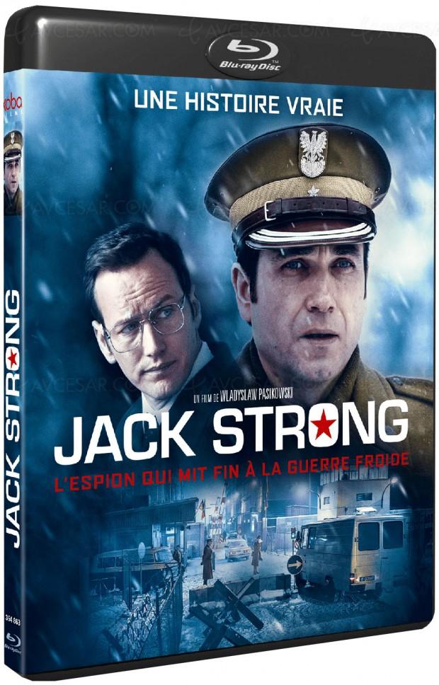 Jack Strong, l'espion qui mit fin à la Guerre froide