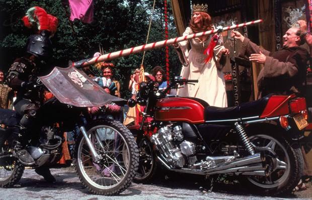 Knightriders, le film rarissime de George A. Romero enfin en Blu‑Ray/DVD