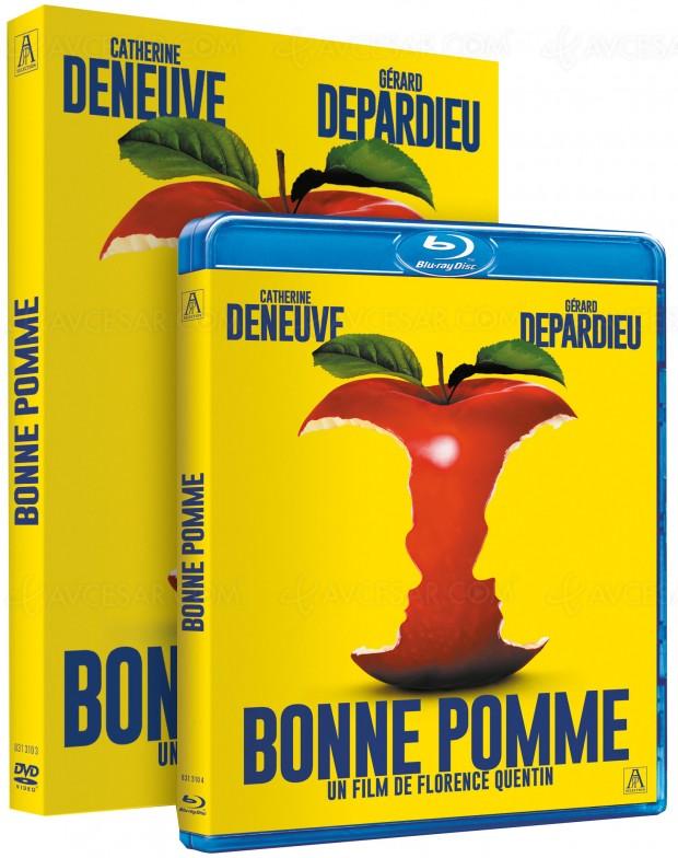 Bonne pomme, la dernière comédie juteuse de Florence Quentin