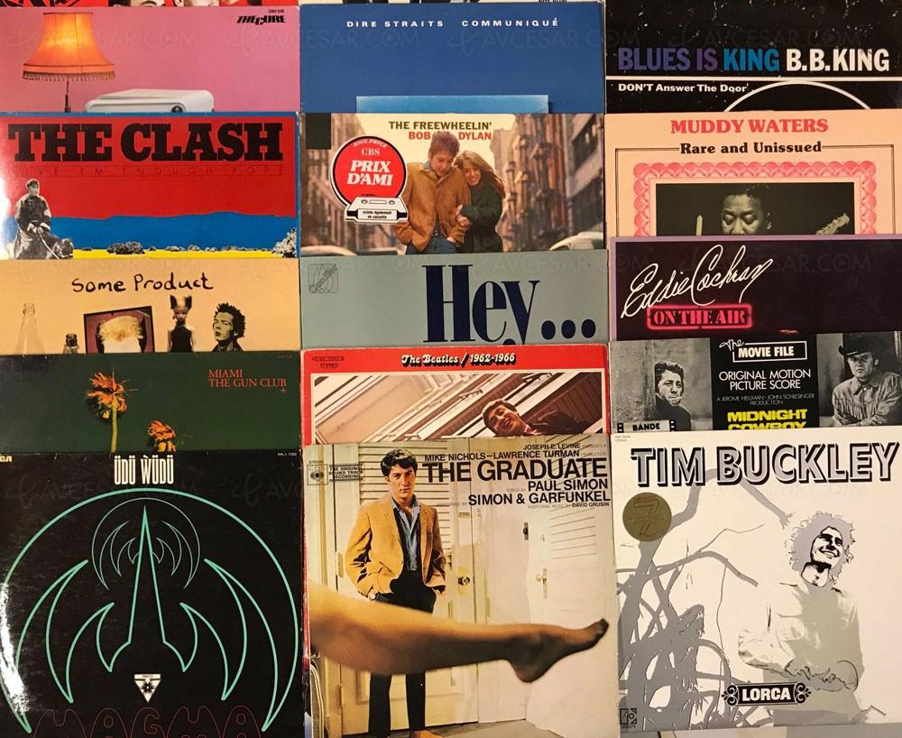 Alerte Vinyles Et Cd Deux Nouvelles Ventes Aux Ench 232 Res