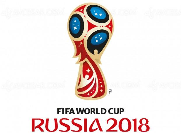 Coupe du Monde de Football 2018, Ultra HD/4K HDR et 360°