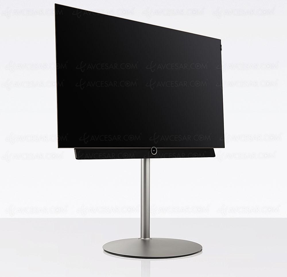 test tv oled ultra hd loewe bild en ligne. Black Bedroom Furniture Sets. Home Design Ideas