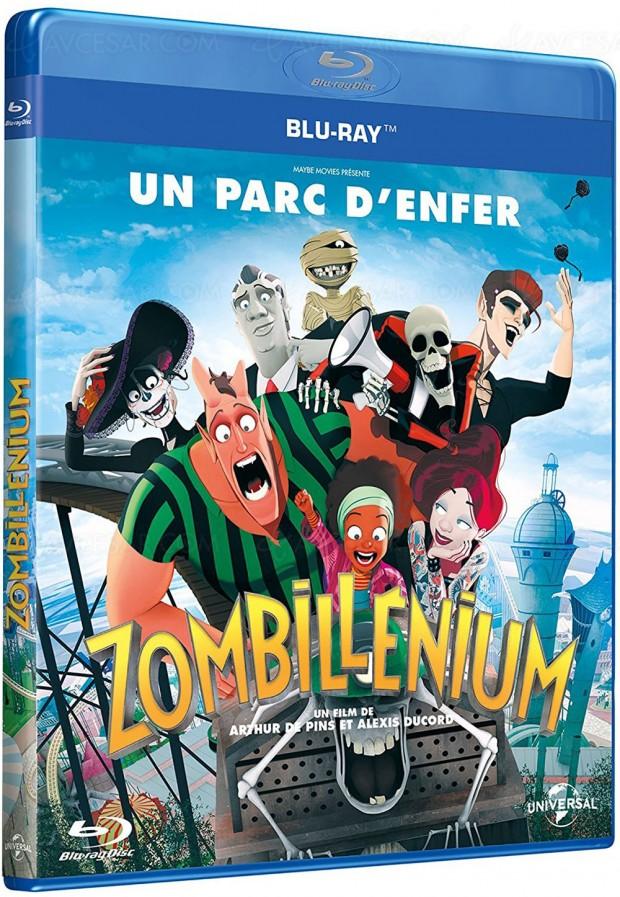 Zombillénium : de l'animation franco-belge haute en frayeur