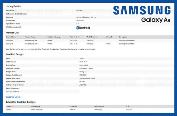 Adieu Samsung Galaxy A3, A5 et A7 : bonjour Samsung Galaxy A8 et A8+ ?