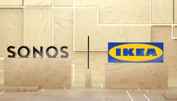 Smart Home, Ikea et Sonos ensemble pour l'audio connecté