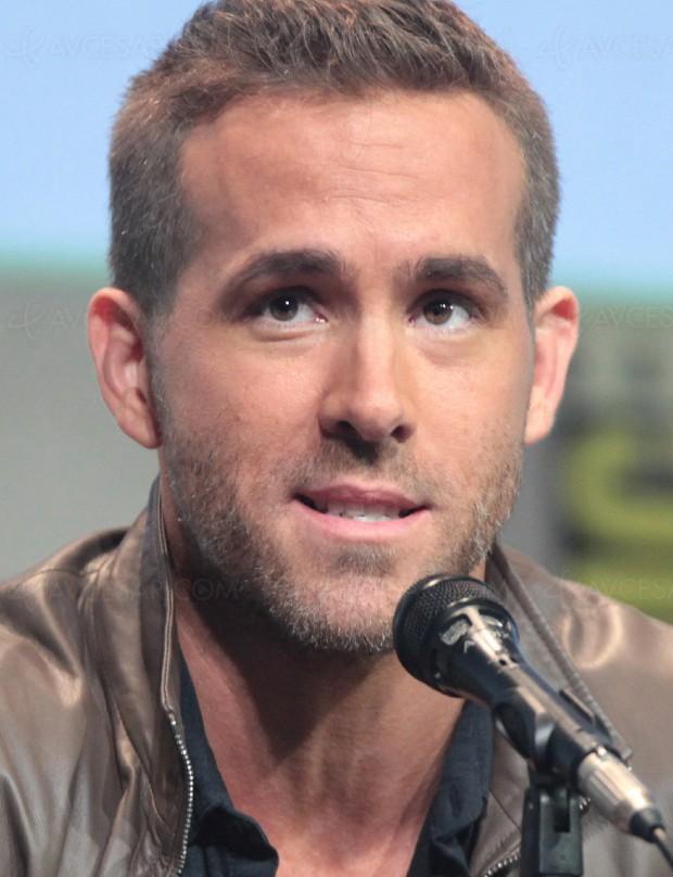 Detective Pikachu sera joué par… Ryan Reynolds !