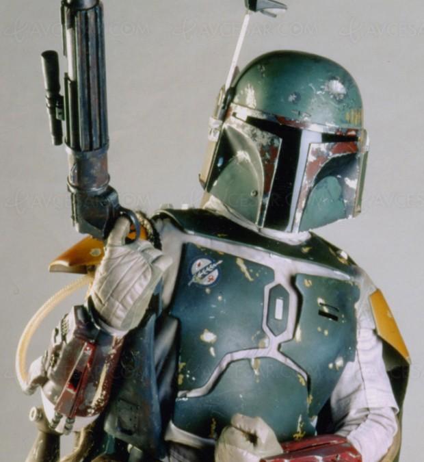 Film Star Wars Boba Fett, toujours sur les rails