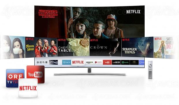 Smart TV Samsung 2017, dossier complet à découvrir