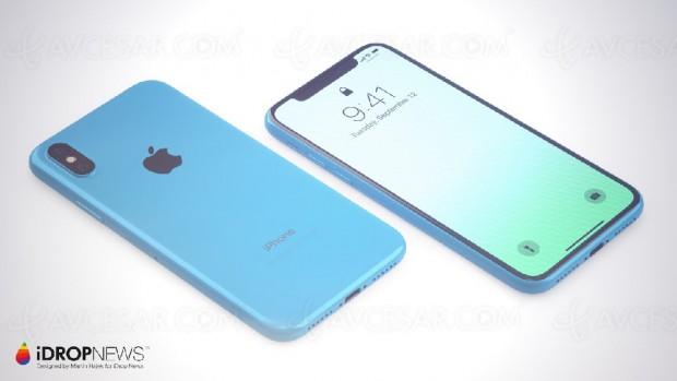 Et si l'iPhone « XC » existait ?