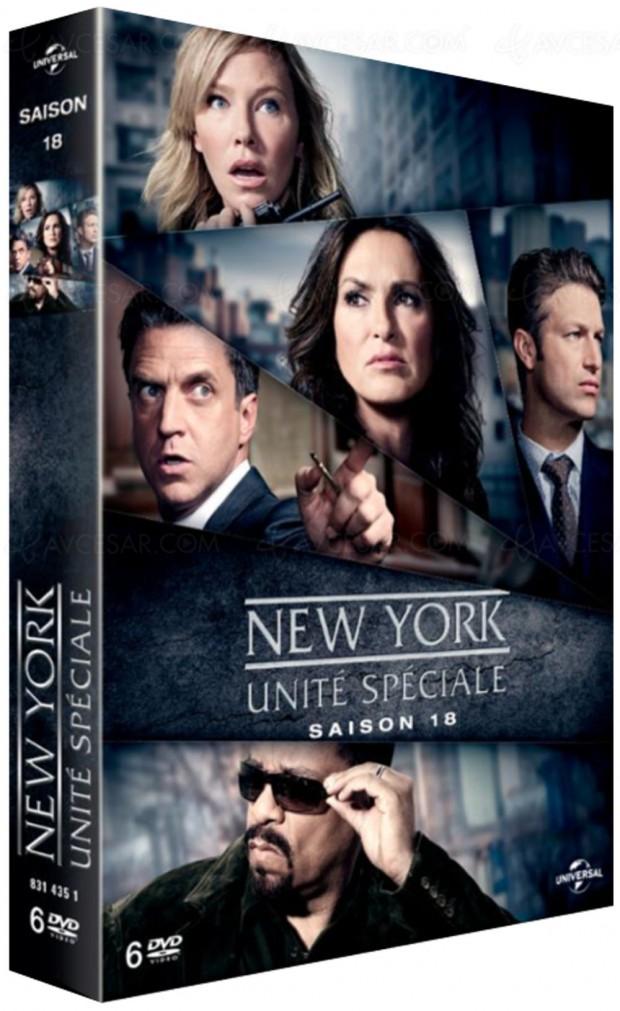 New York unité spéciale saison 18, la fin d'une époque