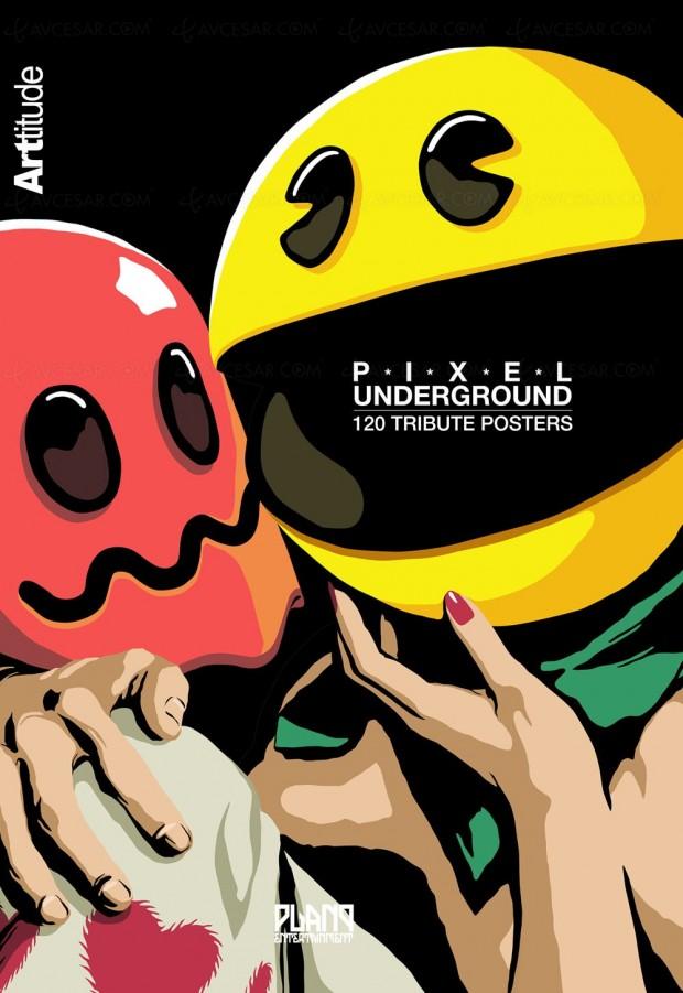 Pixel Underground, le jeu vidéo version alternative