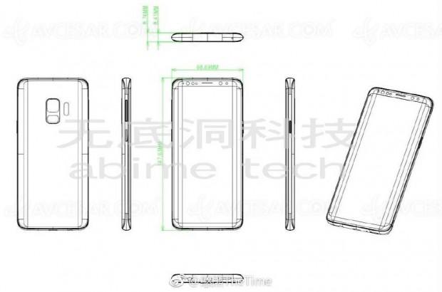 Fuite : confirmation des caractéristiques pour le Samsung Galaxy S9 ?