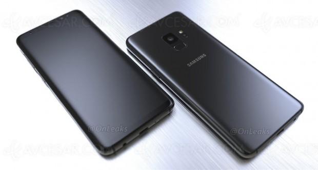 Samsung Galaxy S9/S9+, nouvelle image et date d'annonce