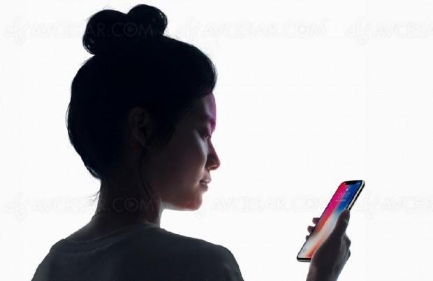 Smartphones, reconnaissance faciale standard pour 2018 ?