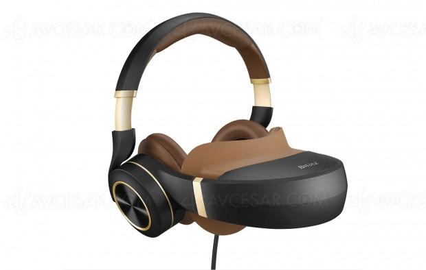 Trois films Sony Pictures offerts pour l'achat d'un casque VR 3D Royole Moon