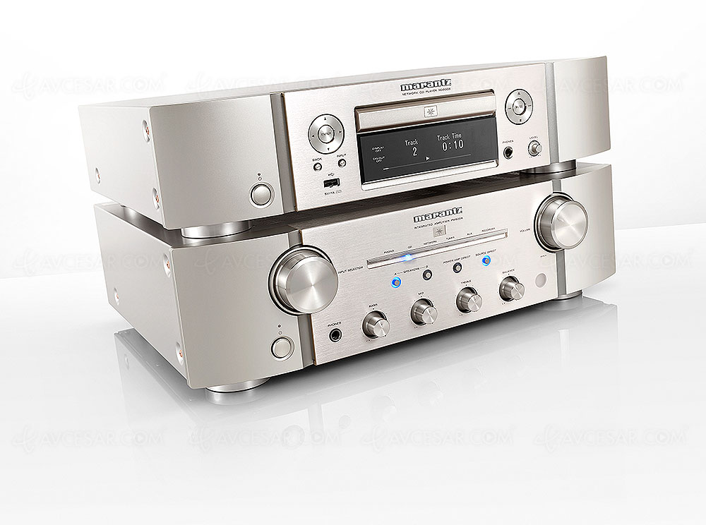 marantz nd8006 dac lecteur cd audio lecteur r seau. Black Bedroom Furniture Sets. Home Design Ideas