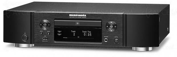 Marantz ND8006, Dac + lecteur CD audio + lecteur réseau + multiroom Heos