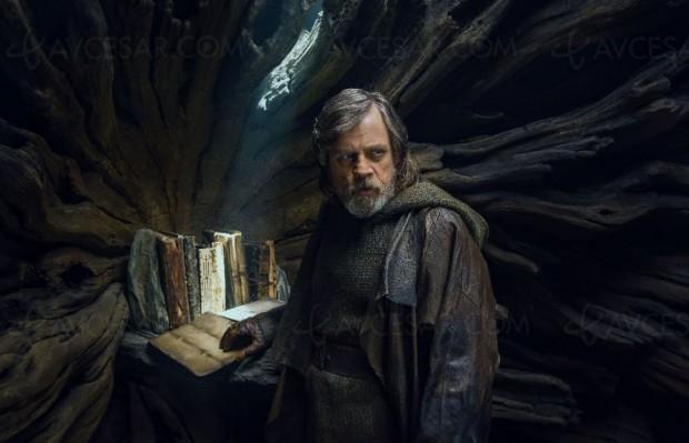 Chute des entrées record pour Les derniers Jedi