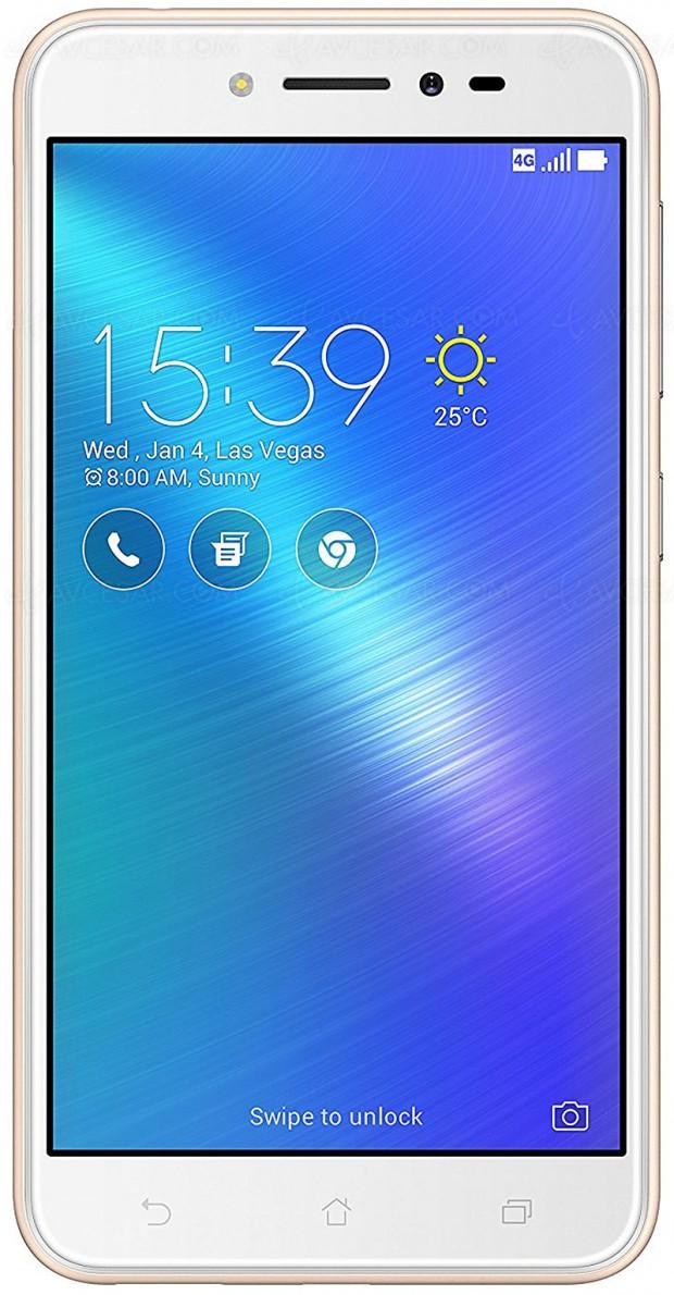 Super offres de Noël, Asus Zenfone Live ZB501KL à -45%, soit 80,99 € d'économie