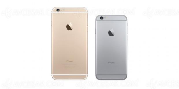 iPhone 8/8+ et iPhone X, moins populaires que les iPhone 6 et 6+ ?