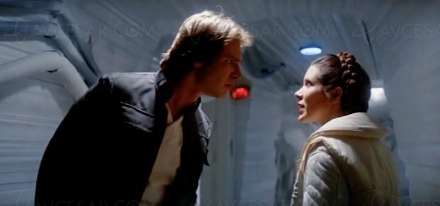 Bande-annonces des Star Wars originaux remasterisées