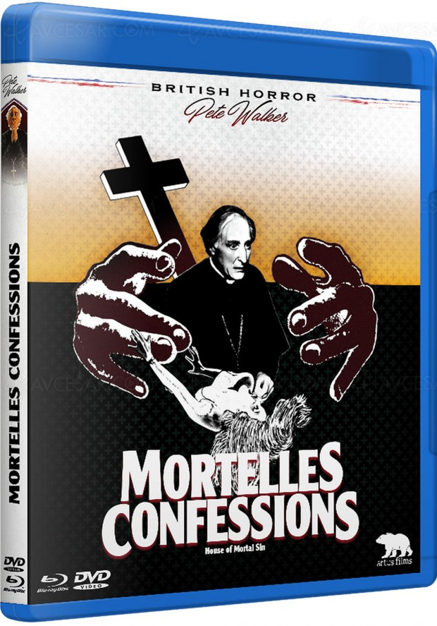 Mortelles confessions, le brûlot anticlérical de Pete Walker