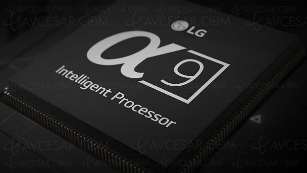 CES 18 > TV LG 2018 Alpha 7/Alpha 9, HFR (120 Hz) au menu mais pas de HDMI 2.1