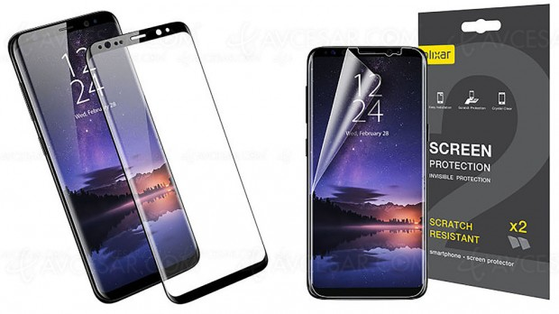 Samsung Galaxy S9 et S9+, peu de différences avec les Galaxy S8 et S8+