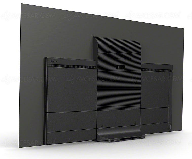 ces 18 tv bravia oled sony af8 55 39 39 et 65 39 avec acoustic surface google assistant x1. Black Bedroom Furniture Sets. Home Design Ideas