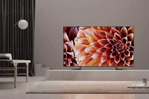 CES 18 > TV LED Ultra HD Sony XF9005, 4 modèles Full LED en approche