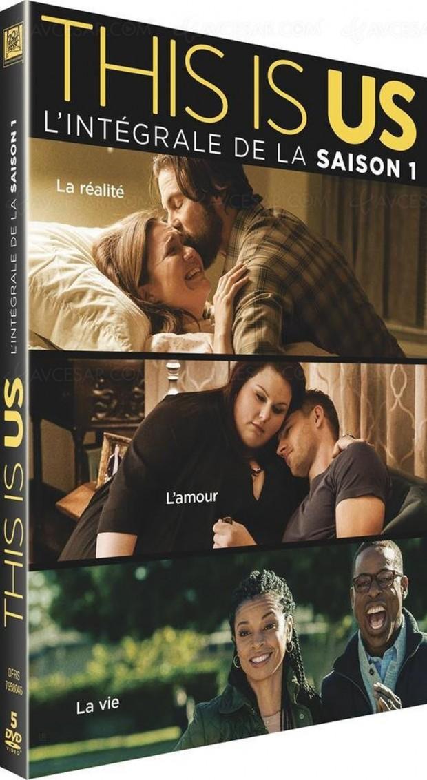 This is us saison 1, la série qui va faire pleurer dans les chaumières