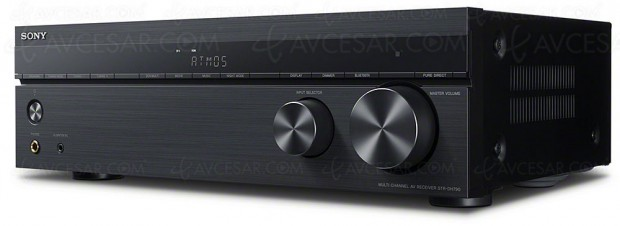 CES 18 > Sony STR‑DH790, amplificateur audio‑vidéo 7.2 Dolby Atmos et DTS:X, HDR10 et HDR Dolby Vision