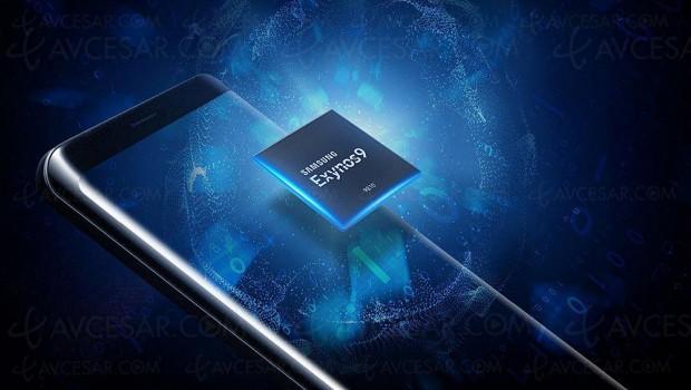 CES 18 > Processeur Samsung Exynos 9810, plus rapide et intelligent