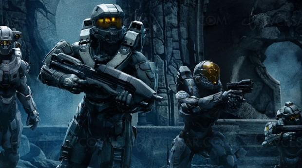 Série TV Halo ? Toujours en développement !