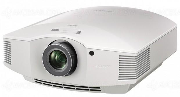 Soldes hiver 2018 Fnac, vidéoprojecteur Home Cinéma Sony VPL‑HW45ES à -9%, soit 191 € d'économie