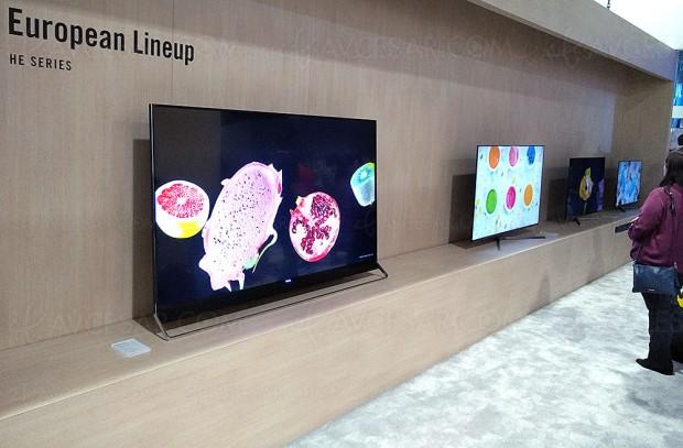 CES 18 > TV Uled Hisense U9, modèle 65'' supplémentaire au programme