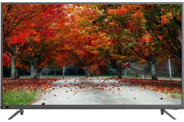 Soldes hiver 2018 Fnac, TV LCD LED Ultra HD JVC LT‑49HW95U à -38%, soit 300 € d'économie