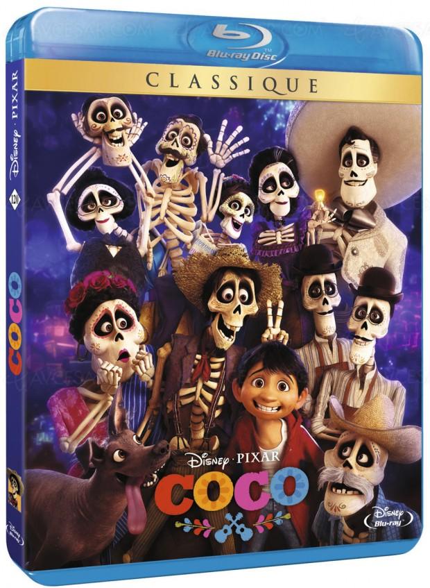 Pas de 4K UHD pour Coco le 6 avril prochain