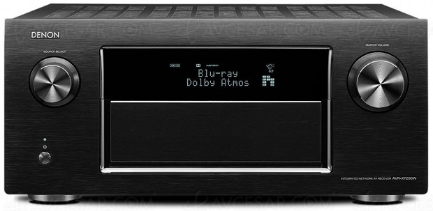 Soldes hiver 2018 Darty, amplificateur Home Cinéma Denon AVR‑X7200WA à -39%, soit 1 191 € d'économie