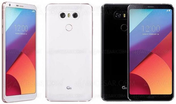 Refonte totale pour le prochain smartphone LG G7 ?