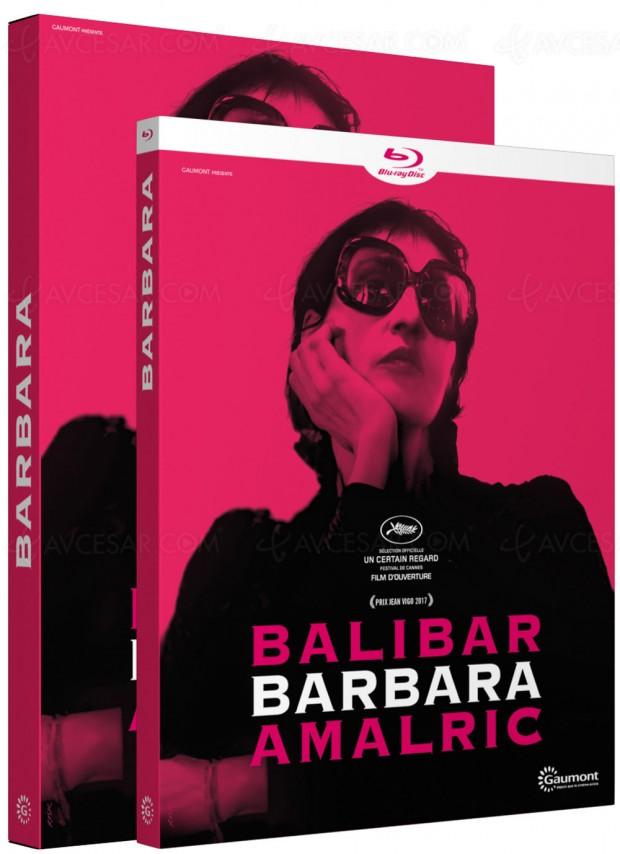 Barbara, vue et rêvée par Mathieu Amalric