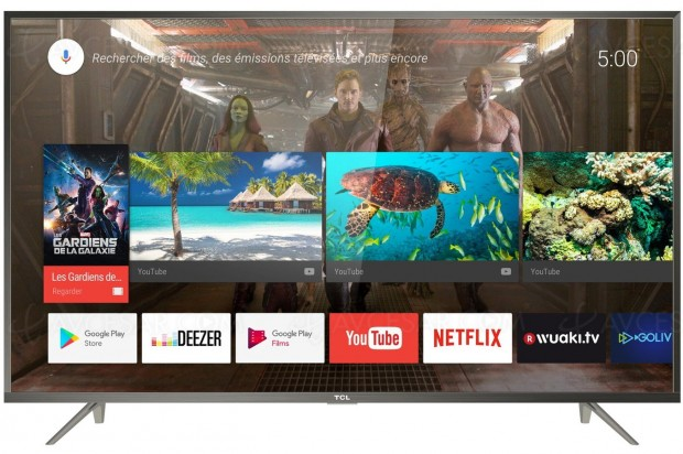 Soldes hiver 2018 Darty, TV LED Ultra HD TCL U60P6026 à -46%, soit 600 € d'économie
