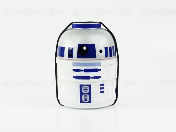 Boîtes à bento le retour, façon Star Wars